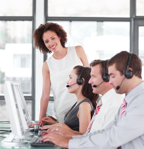 Call Center Supervisor Training Intended For Call Center Supervisor