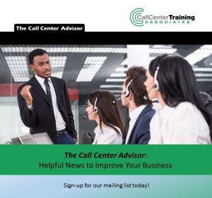 The Call Center Advisor